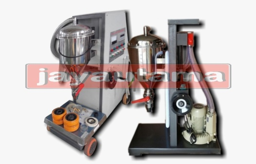 Dry Chemical Powder Filling Machine