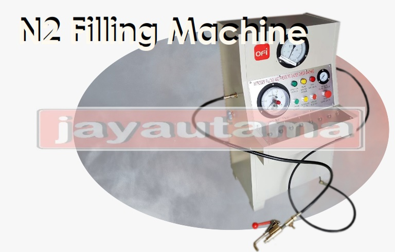 N2 Gas Filling Machine