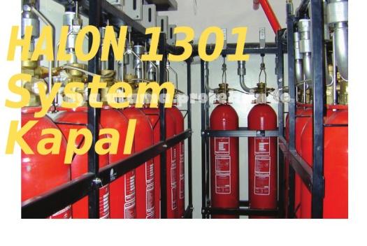 halon 1301 system