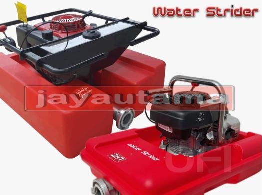 pompa apung pemadam kebakaran portable