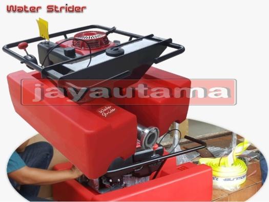 pompa apung water strider honda gxv 390