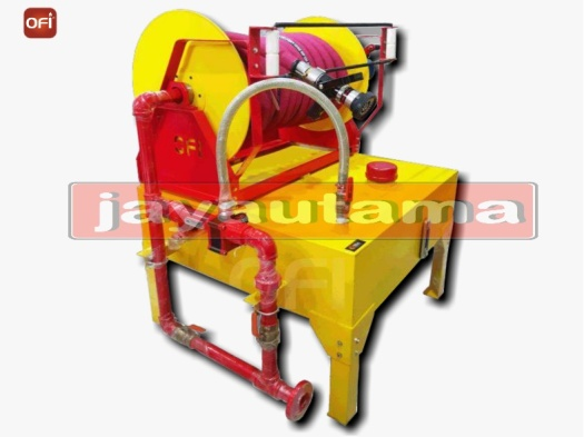 foam hose reel station ofi