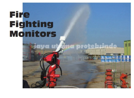 Memilih Fire Monitor