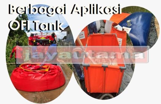 jual tangki air portable
