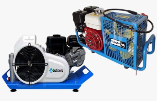 kompresor isi ulang breathing apparatus