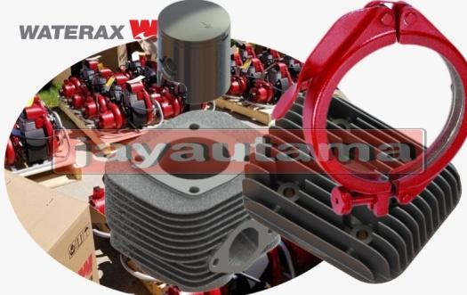 Spare part waterax mark-3 pump