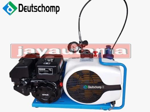 Portable Air Compressor SCBA Deutschomp II