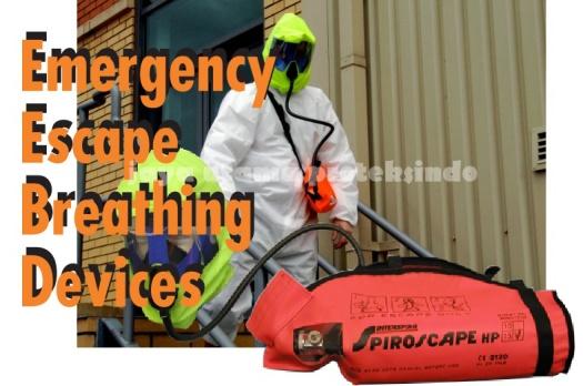 definisi Emergency Escape Breathing Device (EEBD)