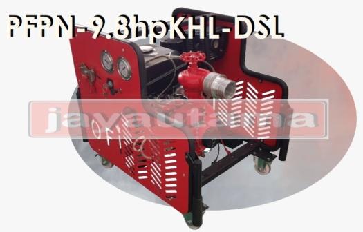 kohler portable fire pump
