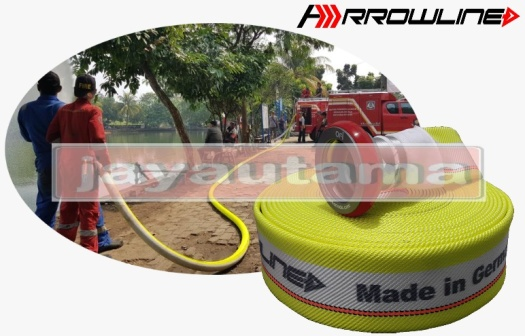 polyester fire hose