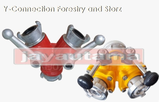 y connection selang storz and forestry