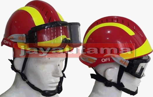 helm rescue pemadam ofi
