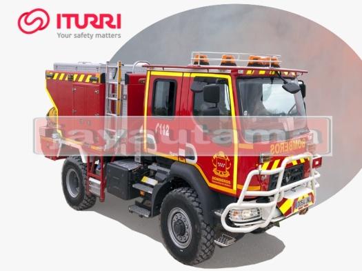 mobil pemadam kebakaran hutan dan lahan