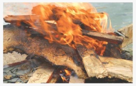 kebakaran kelas a