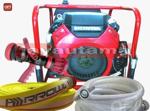pompa pemadam kebakaran honda gx 690-25 hp