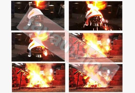 tes panas vulcan