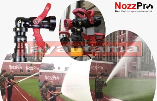 nozzle flip pistol grip