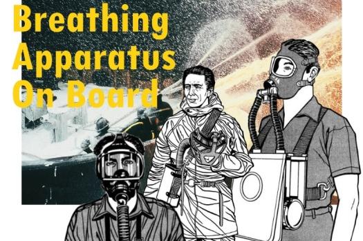 type breathing apparatus di kapal