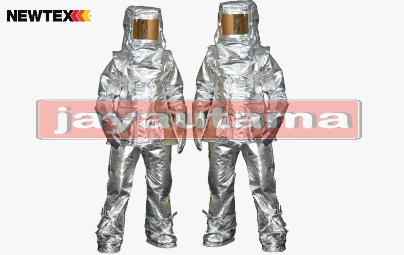 Baju Tahan Api Merk Newtex X30
