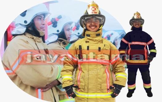 harga baju pemadam kebakaran tahan panas