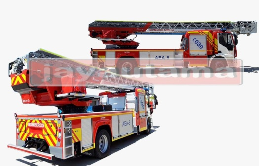 importir aerial ladder truck