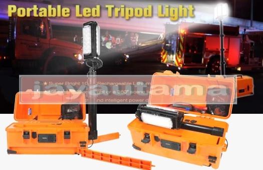 portable led work light battery