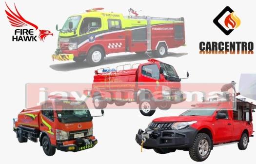 produk karoseri mobil pemadam kebakaran