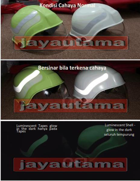 reflective tape pab fire helmet