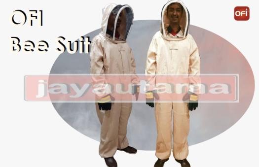 baju anti sengat lebah