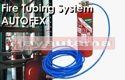 fire suppression tubing system
