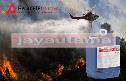 foam untuk pemadam kebakaran hutan