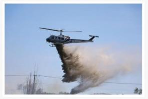 jenis helikopter pemadam kebakaran hutan tipe 2