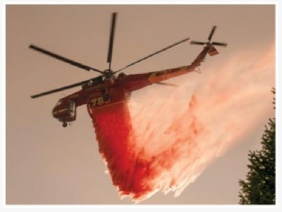 jenis helikopter pemadam kebakaran hutan tipe I
