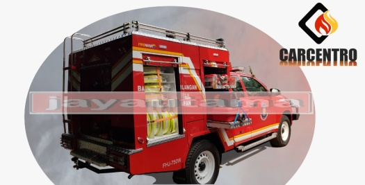 jual fire rescue jeep