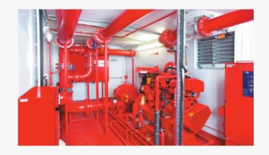 Perbedaan Antara Electric dan Diesel Fire Pump