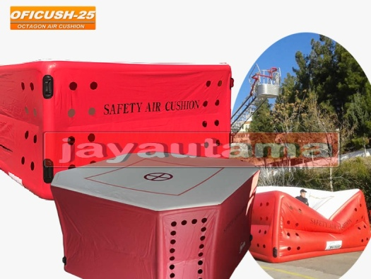 Peralatan fire safety air cushion