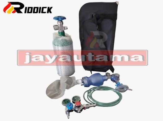 medical oxygen resuscitator