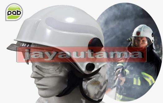 helm pemadam PAB fire HT 04 composite