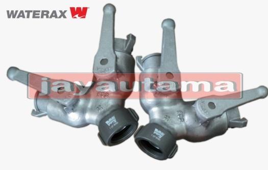 wye gate valve pompa mark 3
