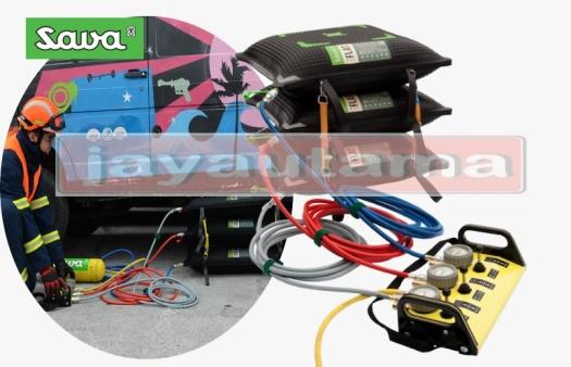 high pressure air lifting bag rescue