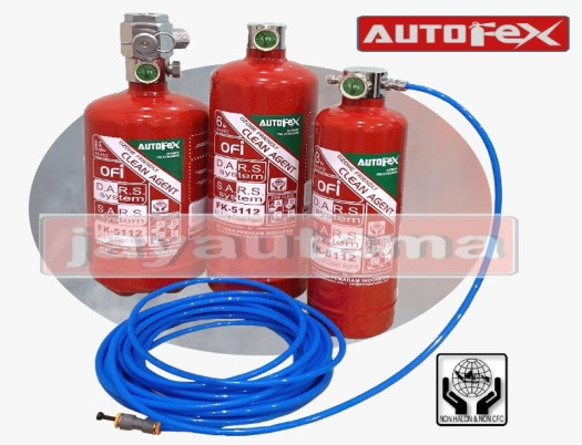 Automatic Fire Tubing System AUTOFEX
