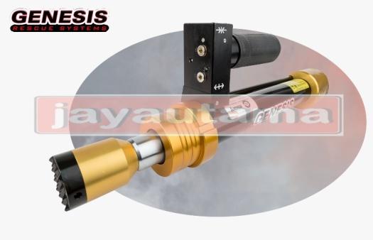 hydraulic push pull ram