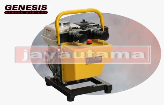 Hydraulic rescue pump