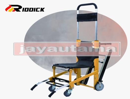 kursi evakuasi kebakaran untuk penyandang cacat