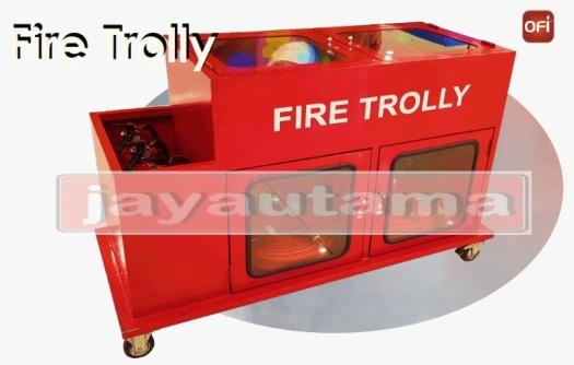 fire trolley pemadam