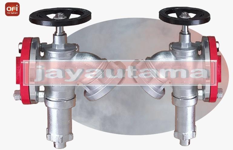 pressure reducing valve fire hydrant